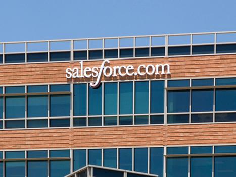 Salesforce parle de Twitter au passé... et de LinkedIn au futur   La vente de solutions B2B SaaS   Scoop.it