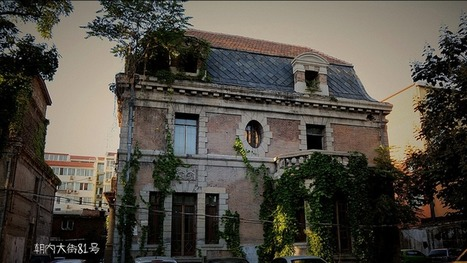 This Amazing Chinese Mansion Is Abandoned Because It's Haunted | Strange days indeed... | Scoop.it