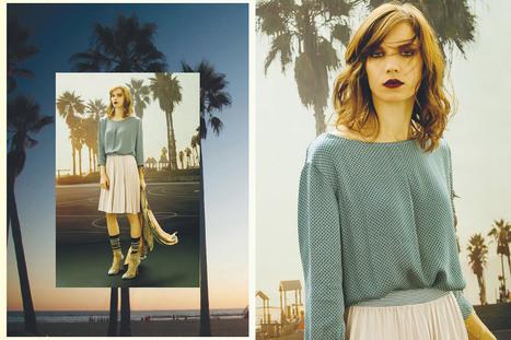 SanGiorgio Maglieria, Porto San Giorgio: Woman's Spring Summer Collection 2015 | Le Marche & Fashion | Scoop.it