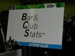 TechCrunch Disrupt Startup Interview With: Bar & Club Stats VIDEO | nibletz.com | Scoop.it