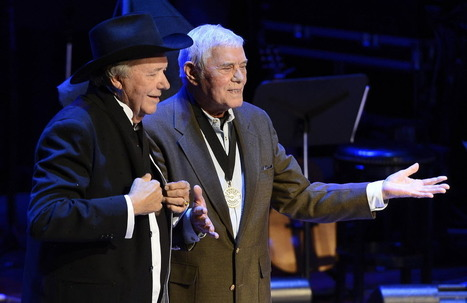 Kenny Rogers, Bobby Bare and 'Cowboy' Jack Clement inducted into Country ... - Minneapolis Star Tribune | Around the Music world | Scoop.it