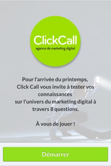 Click Call Quizz #4 - Avril 2015 | Découvrir Click Call | Scoop.it