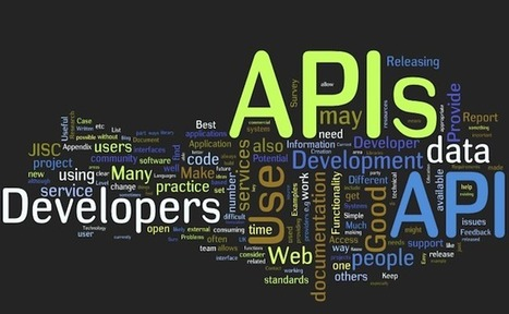 Les API: un enjeu business pour 2013 ? | Radio 2.0 (En & Fr) | Scoop.it