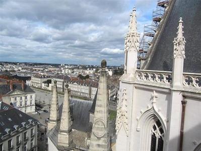 La cathédrale de Nantes, cette vieille dame fragile - Nantes - Patrimoine - ouest-france.fr | Cathédrale saint Pierre et saint Paul de Nantes | Scoop.it
