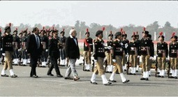 Modi asks NCC cadets to create a world record in yoga - The Times of India | Yoga Retreats in India | Scoop.it