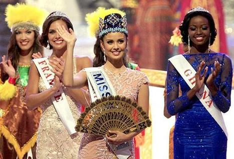 Miss Philippines Megan Young is Miss World 2013 : Nagaland Post | Business Video Directory | Scoop.it