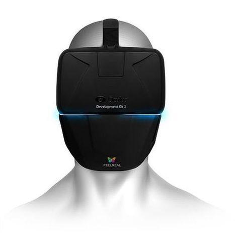 FeelReal : quand l'odeur et l'air s'ajoutent à la réalité virtuelle | Connected objects and Geek stuff | Scoop.it