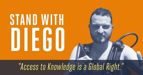 As Diego Stands Trial, Show Your Support for Open Access | Peer2Politics | Scoop.it
