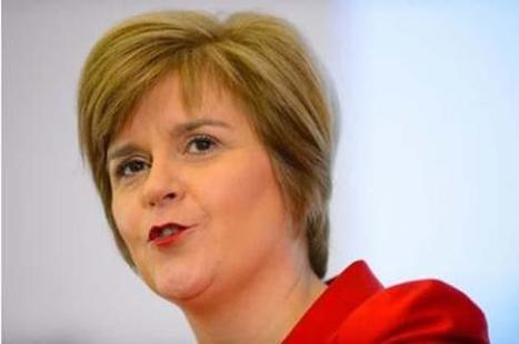 Sturgeon: Scottish Government will seek more Westminster cash for north east   My Scotland   Scoop.it