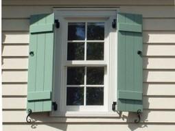 Do-It-Yourself Window Shutters   Do-It-Yourself   Scoop.it