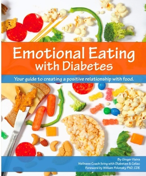 Emotional Eating with Diabetes – Book Review | diabetes and more | Scoop.it