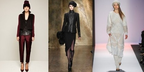 Fashion Week Breaking Trends Fall 2013: Beanie Babes - Accessories Magazine | Ac-socialize | Scoop.it