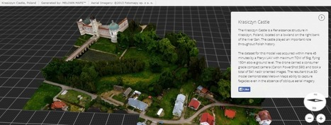 New generation of 3D maps from sUAS imagery | sUAS News | Geospatial IT | Scoop.it