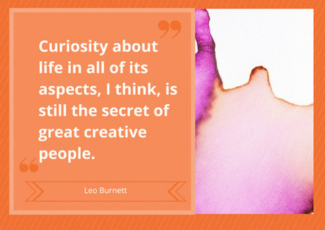 32 Quotes On Creativity for Innovation Inspiration | Leadership, Innovation, and Creativity | Scoop.it