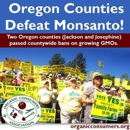 Voters targeted Monsanto, Syngenta in Oregon GM crop bans but hit ... | Monsanto Sucks | Scoop.it