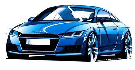 2015 Audi TT – the third generation TT previewed | MotorExposed.com | Car news | Scoop.it