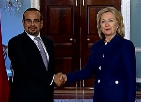 "Bahrain Prince Donates $32M To Clinton Foundation, ""Gets Access to Secretary of State"" 