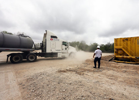 Wastewater Disposal Wells Proliferate Along with Fracking | NYTimes.com | Linda Cooke | Scoop.it
