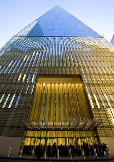 Da oggi rinasce World Trade Center - Nord America | Gold Communication | Scoop.it