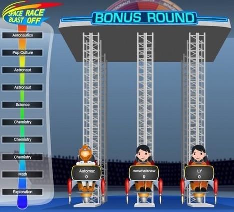 La NASA lanza su primer juego para Facebook | VIM | Scoop.it
