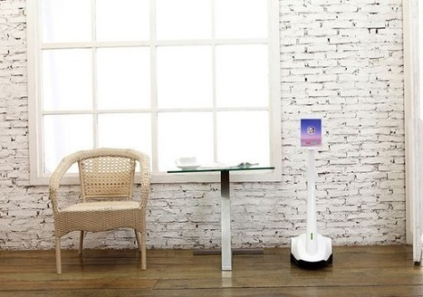 Chinese Technology Company Develops Affordable Telepresence Robot - Telepresence Options | Telepresence | Scoop.it