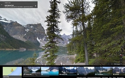 Take a hike with Street View through U.S. National Parks and Parks Canada | Real Estate Plus+ Daily News | Scoop.it