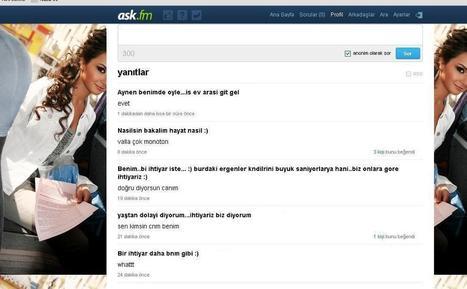 Ask.fm Anonim Bulma Yöntemi - Nabız 61   tugba   Scoop.it