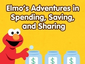 For Me, For You, For Later - Sesame Street | HSIE: Introducing the Use of Money in Early Stage 1 | Scoop.it