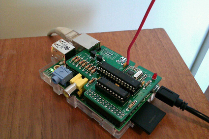 Steve Marple's blog: RFM12B shield for Raspberry Pi | Arduino Geeks | Scoop.it