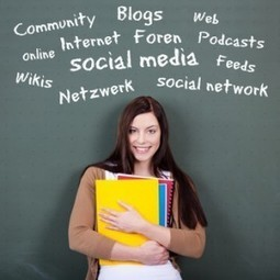 Colleges Raising the Bar in Using Social Media « iMediaConnection Blog | Social Media Focus | Scoop.it