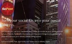 Le service anglais SoPost propose un système de livraison adapté au rythme de vie des clients   eCommerce-Corner   E-commerce Corner   Scoop.it