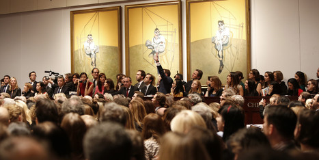 In Praise of Sky High Art Auction Prices - Huffington Post | Art & Music | Scoop.it