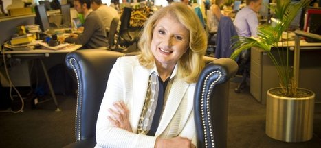 Arianna Huffington on Wellness for Workaholics | Lving the ex pat life | Scoop.it