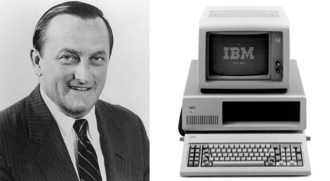 William C. Lowe, the man behind the IBM PC, dies aged 72 | Geek Topics | Scoop.it