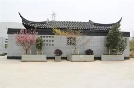 WinSun 3D prints two gorgeous concrete Chinese courtyards inspired by the ancient Suzhou gardens | Innovation & Développement Durable | Scoop.it