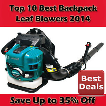Best Backpack Leaf Blowers 2014 | BestList | Scoop.it