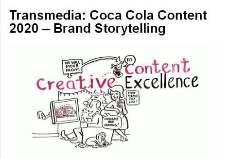 Transmedia: Coca Cola Content 2020 – BrandStorytelling | Integrated Marketing Communications | Scoop.it