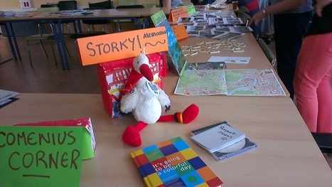 BYE BYE STORKY! SEE U MANOLO... IN A WAY TO POLAND! COMENIUS PROJECT. #eTwinning | COMENIUS & OAPEE INFORMATION | Scoop.it