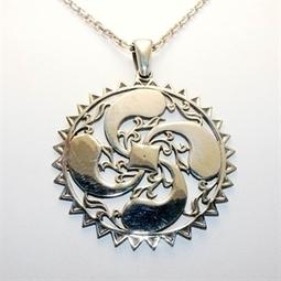 Médaille Basque Soleil                    www.bijoux-rodon.com | CREATEUR DE BIJOUX BASQUES | Scoop.it