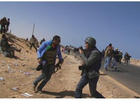 Reporters: La guerre sur tous les fronts | DocPresseESJ | Scoop.it