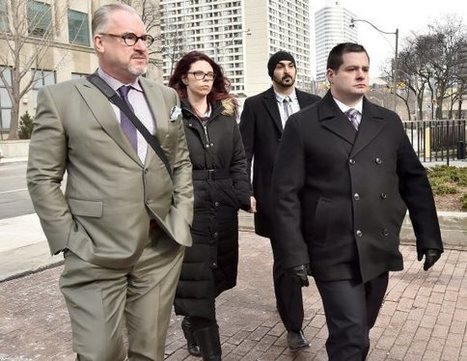 Toronto Cop Found Guilty Of Attempted Murder In Streetcar Death | Police et justice | Scoop.it
