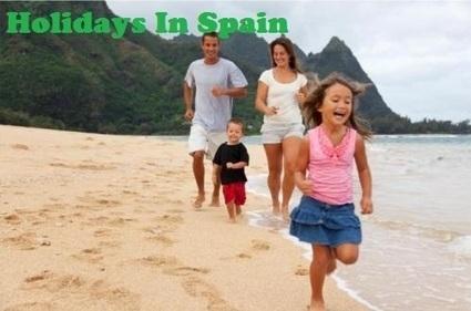 Family Holidays In Spain | Hannahpey | Scoop.it