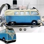 VW Camper Bus Toiletries Bag » Design You Trust – Design Blog ... | VW Camper Vans | Scoop.it