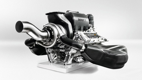 How Formula One's Amazing New Hybrid Turbo Engine Works | Racing Cars | Scoop.it