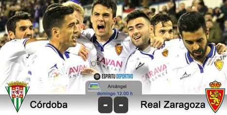 El Real Zaragoza visita a un Córdoba en horas bajas | #REALZARAGOZA | Scoop.it
