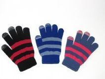 Wholesale Kids Touch Screen Gloves W/ Thick Strips - at - AllTimeTrading.com   Winter Gloves   Scoop.it
