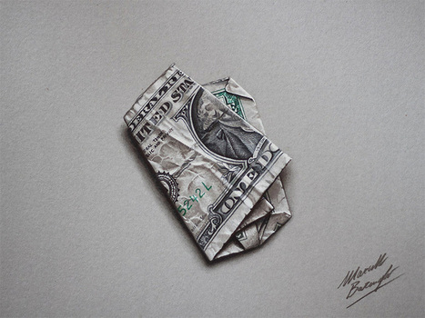 odditiesoflife:<br/><br/>Extremely Realistic Drawings of Everyday... | Art | Scoop.it