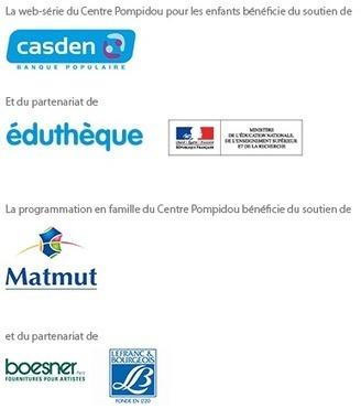 Centre Pompidou : Mon œil   Animations numériques en bibliothèque   Scoop.it