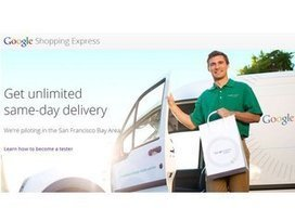 Google unveils shopping and same-day delivery service | TruLocal Media News | Scoop.it