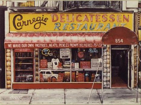 Carnegie Deli | Home | More Than Just A Supermarket | Scoop.it